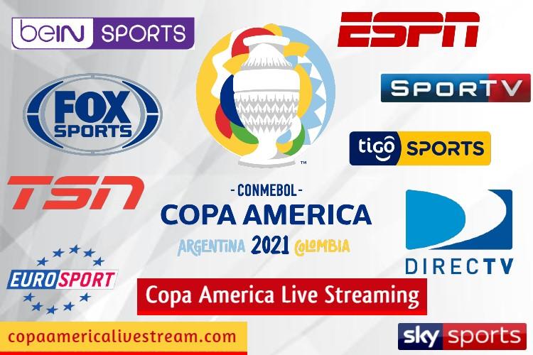 Copa America Live Streaming- Watch Copa America Live Free Online