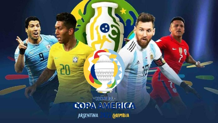 Copa America Star players