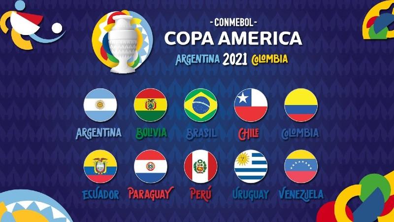Copa America 2021 Groups Match- latest update