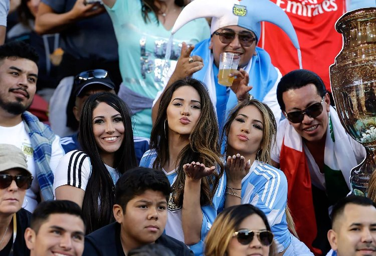 Copa America 2021 Fans Crowd