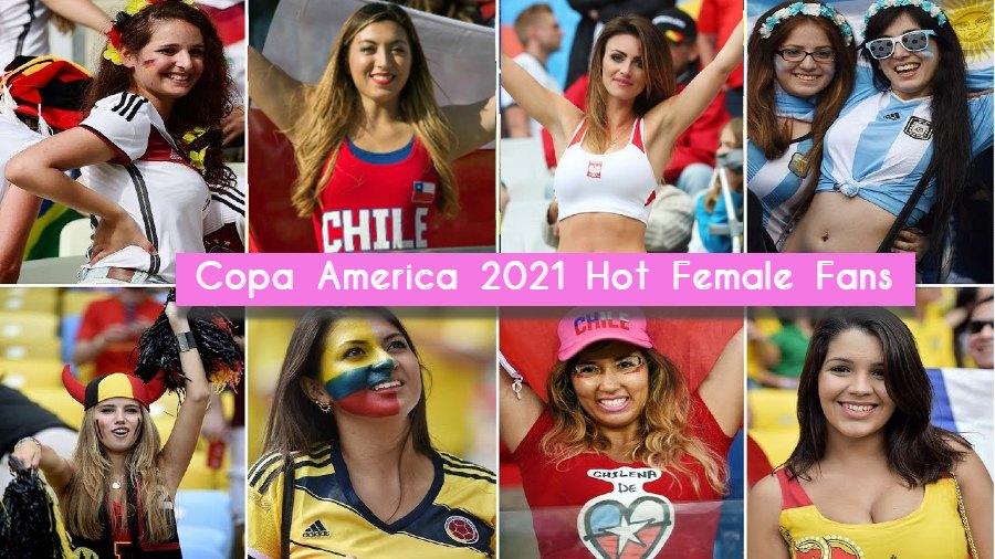 Copa America 2021 Hot Female Fans 2020