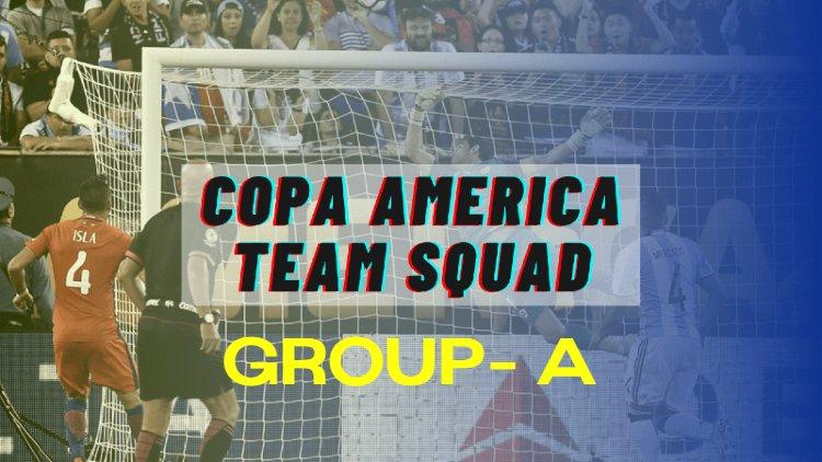Copa-America-Team-Squad-Group-A