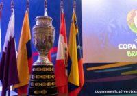 Brazil to host the Copa America 2021