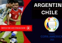 Watch Online Argentina vs Chile Copa America 2021 Live Streaming MatchWatch Online Argentina vs Chile Live Streaming Match- Copa America 2021.